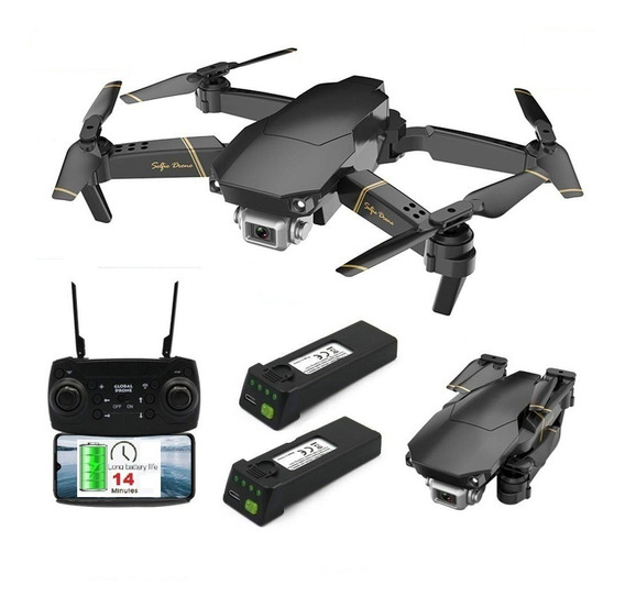 Drone E58 Gw89 2 Baterias 1080p 28m Vôo Wi-fi Fpv Sg700 Jjrc