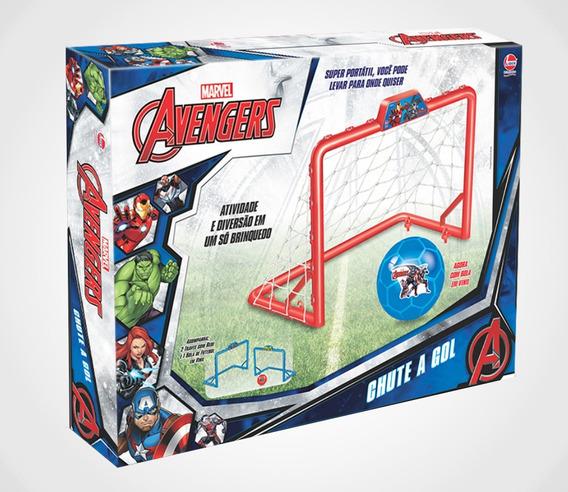 Chute A Gol Avengers Licenciado Por Líder Brinquedos 2148