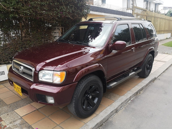 Nissan Pathfinder Super Lux 3.5 At