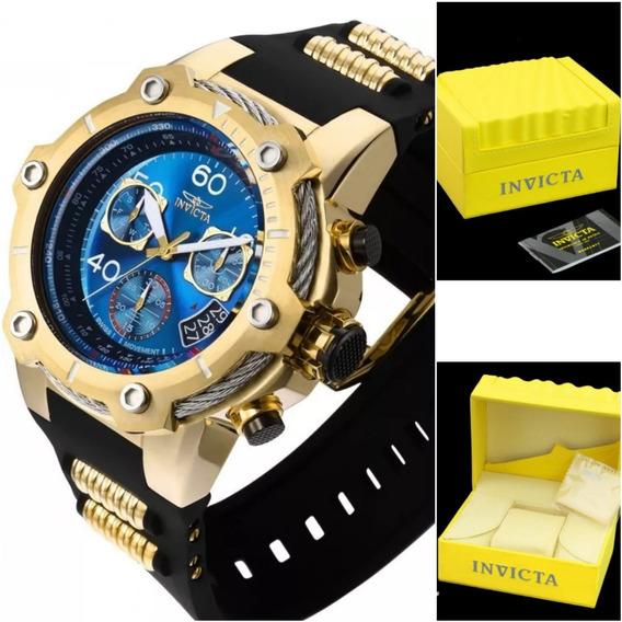 Relógio Invicta Lançamento Bolt Swiss 25873 Original.