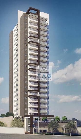 Apartamento Com 2 Dormitórios À Venda, 60 M² Por R$ 399.999 - Interlagos - São Paulo/sp - Ap0412