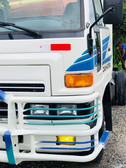 Super Oferta Camion Daihatsu Delta 2001 Cama Larga 100% New