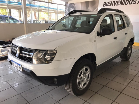 Renault Duster Ph2 Expression 1.6 Blanca 2019