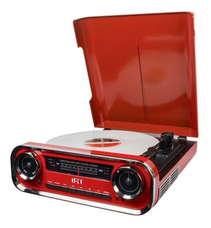 Tocadiscos Cadilac Usb/sd/ Radio Fm / Aux/ Bt Irt Clickbox