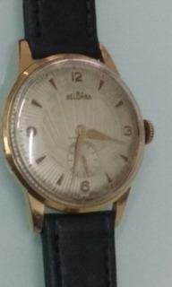 Reloj A Cuerda De Pulsera Delbana Cal As 1124 Garantia