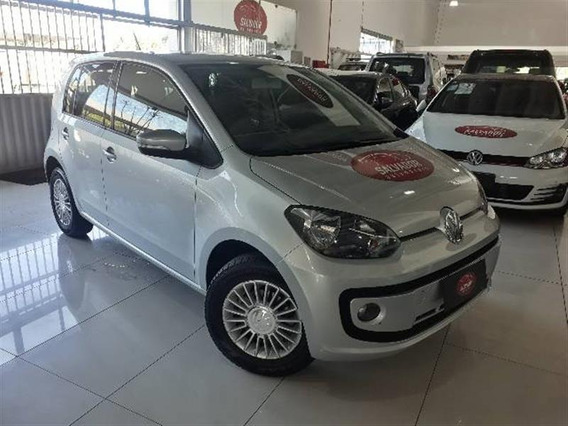 Volkswagen Up 1.0 Mpi Move Up 12v Flex 4p Manual 2016/2017