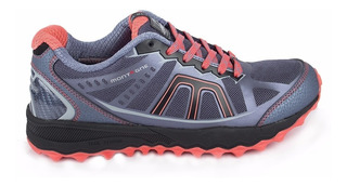 Zapatilla Montagne Trail Running Mujer Trail Extreme