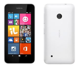 Celular Smartphone Lumia 530 Windows 8.1 Vitrine Original