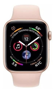 Apple Watch Serie 4 40mm Gold Aluminum Case With Pink Sand