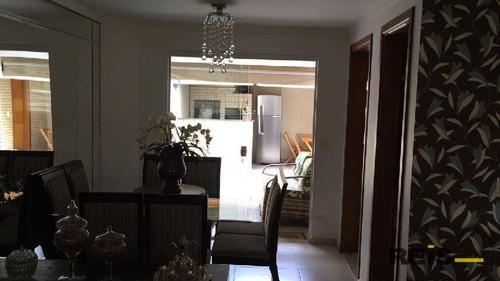 Casa Com 3 Dormitórios À Venda, 173 M² Por R$ 600.000,00 - Vossoroca - Votorantim/sp - Ca1223