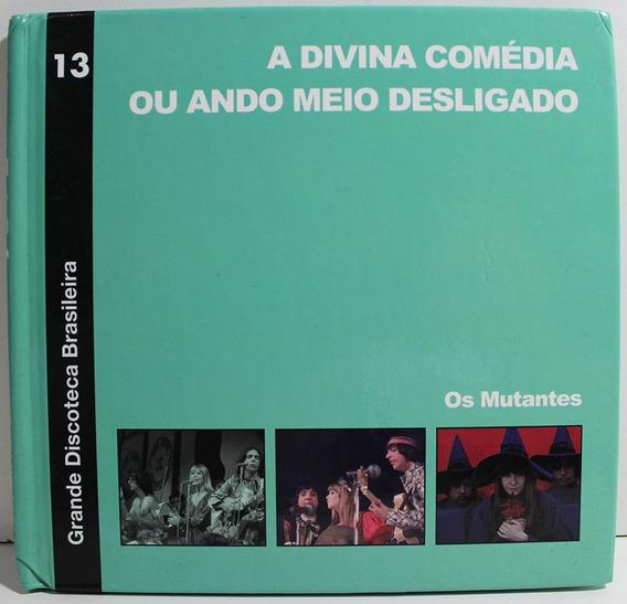 Os Mutantes A Divina Comédia Ou Ando Meio Desligado Cd Book