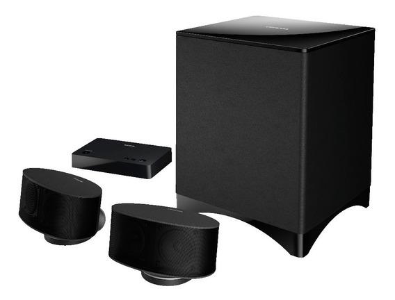 Onkyo Kit Caixa Ls-3100 2.1ch Subwoofer Wireless Ativo