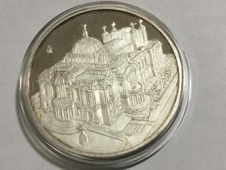 Medalla Moneda Palacio De Bellas Artes Dos Onzas