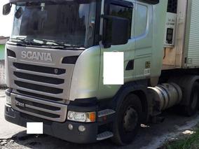 Renovação De Frota Scania G 400 6x2 Com Serviço