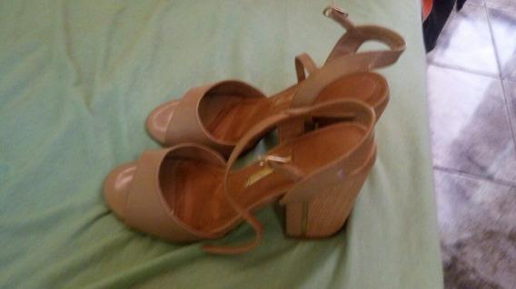Sapato Nude