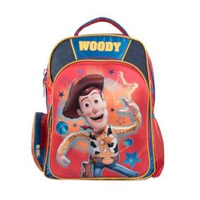 Mochila Sheriff Woody Toy Story Niño Niña Moda Película 2019