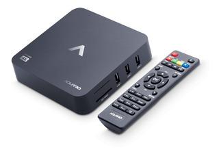 Smart Tv Box 4k Stv-2000 Aquario