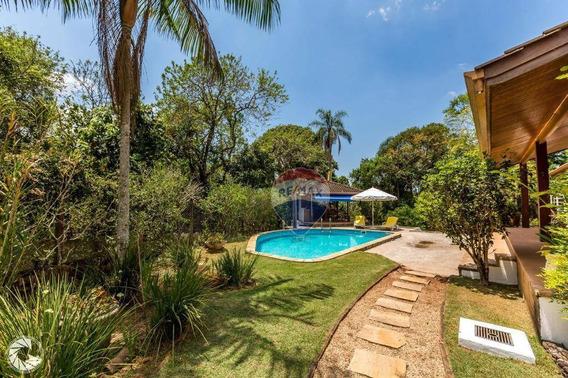 Casa Com 4 Dormitórios À Venda, 399 M² Por R$ 930.000 - Alpes D