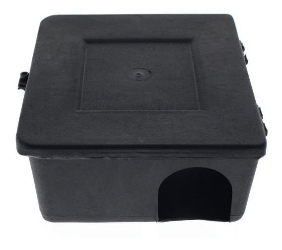 Trampa Para Ratas - Ratones C/ Veneno Cebadero