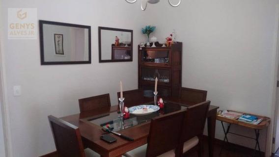 Apartamento Com 3 Dormitórios À Venda, 97 M² Por R$ 550.000,00 - Vila Suzana - São Paulo/sp - Ap0560