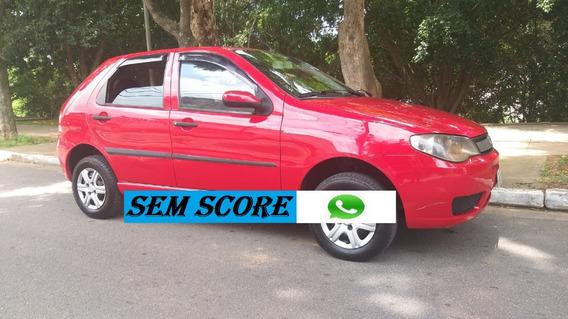Fiat Palio 2008 Financiamento Com Baixo Score