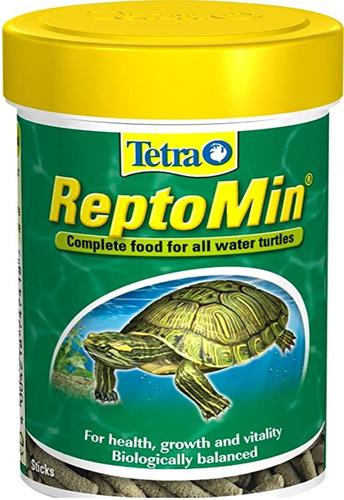 Alimento Para Tortuga Reptomin 24grs