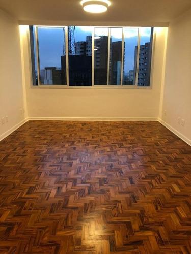 Imagem 1 de 23 de Apartamento Com 3 Dormitórios Para Alugar, 112 M² Por R$ 7.000,00/mês - Paraíso - São Paulo/sp - Ap7142