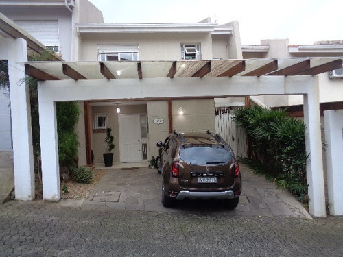 Casa Em Jardim Isabel Com 3 Dormitórios - Mi4636