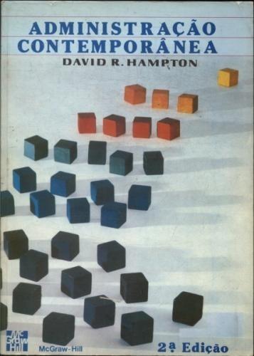 Administração Contemporânea David R. Hampton (4765)