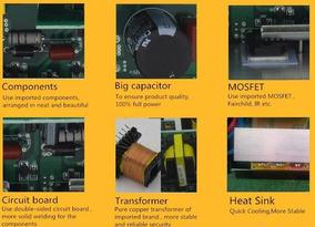 Inversor Solar Onda Pura Kr 500w 1000w 12v 110v 60hz