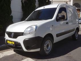 Renault Kangoo 1.6 Express 2015 Branco Super Nova