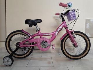 Bicicleta Infantil Jamis Miss Daisy Rodado 16 Niña Nena