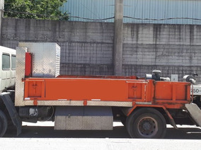 Bomba Hormigonera Camión Ford Cargo 1722