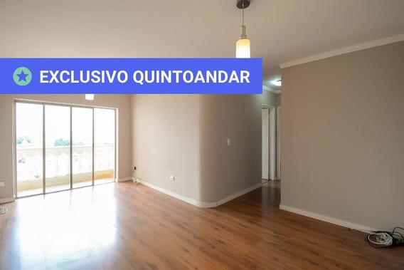 Apartamento No 4º Andar Com 2 Dormitórios E 1 Garagem - Id: 892983185 - 283185