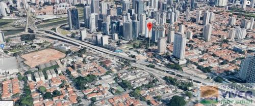 Imagem 1 de 10 de Terreno Com Casa Antiga. Próximo Avenida Jornalista Roberto Marinho - Nm4774