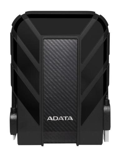 Imagen 1 de 3 de Disco duro externo Adata HD710 Pro AHD710P-5TU31 5TB negro