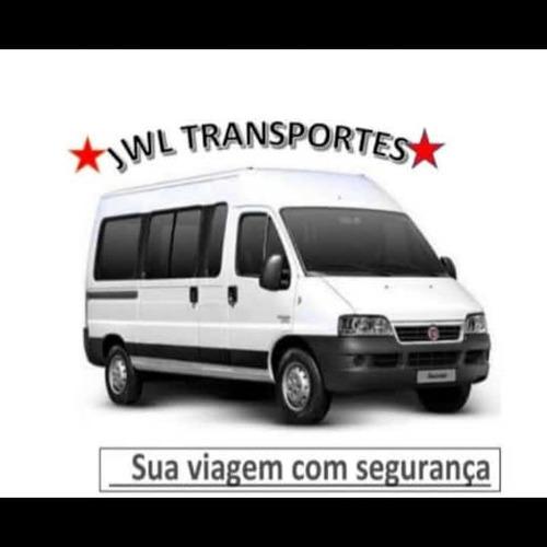 Imagem 1 de 1 de Transporte De Vans E Carros Executivos Para Sitio