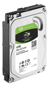 Kit 2 Hd ´ S Interno 4tb 5900rpm St4000dm004 - Seagate