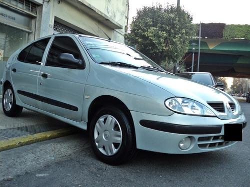 Renault Megane 2008 5p Pack Plus Nuevito !!!