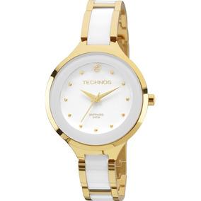 Relógio Technos Feminino Elegance Ceramic Nota 2035lyw/4b