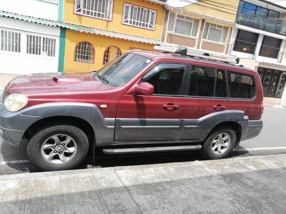 Hyundai Terracan Turbo Diesel 7 Puestos 4x4 Gangazooooooo