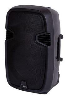 Bafle 12 Liviano Parquer Potenciado Usb Bluetooth 100w Cuota