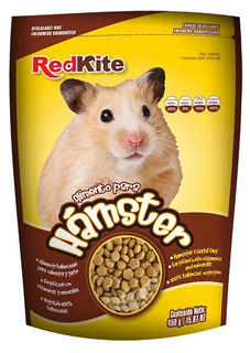 Alimento Para Hamster 450gr Envió Gratis Petguru