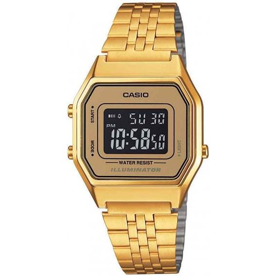 Relógio Casio Feminino Vintage La680wga-9bdf