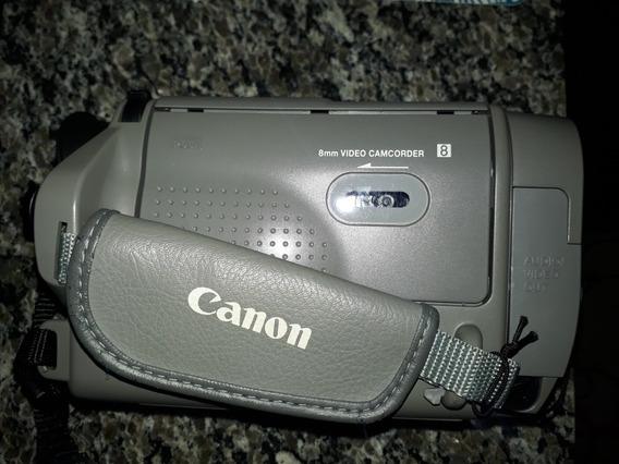 Filmadora Canon Sem Bateria