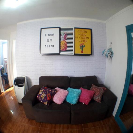 Apartamento Semimobiliado Para Aluguel, 2 Dormitórios