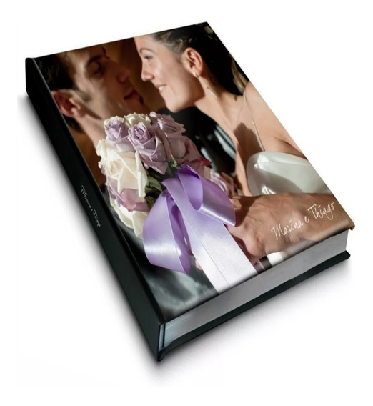 Álbum De Fotos Photobook 20x25 36pág Fotolivro Personalizado