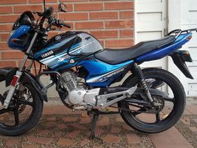 Yamaha Ybr 125, 2015 Negro Azul
