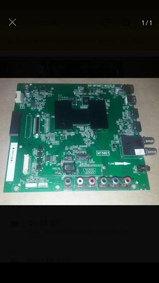Placa Principal Tv Tcl 40 L40s4900fs