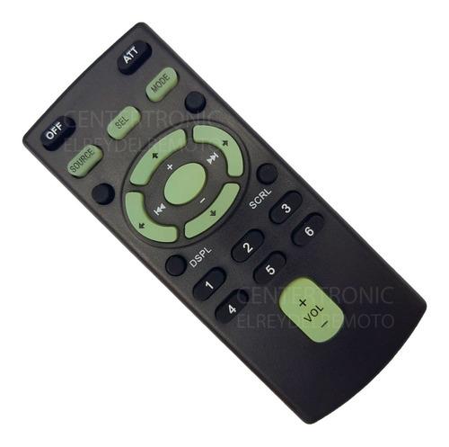 Control Remoto Para Sony Stereo Autoestereo Auto